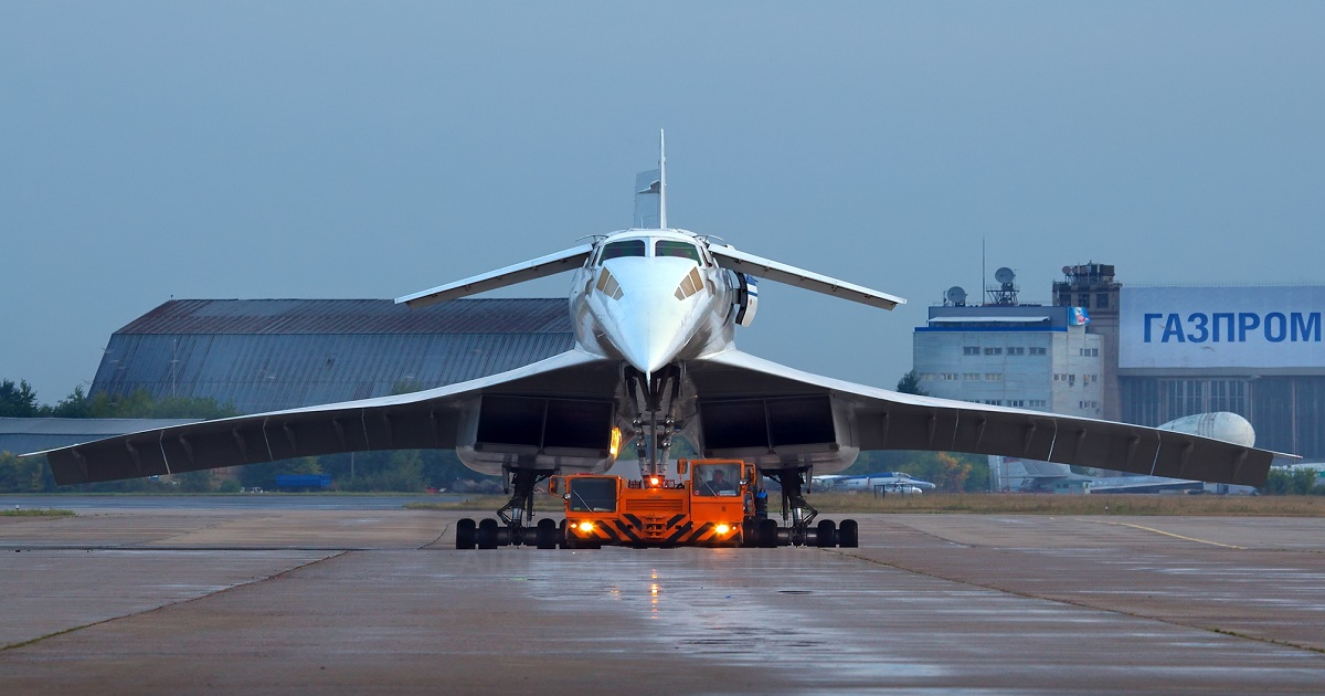 THE LOST BROTHER OF CONCORDE: THE STORY OF TUPOLEV TU-144