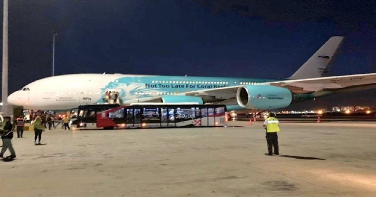 ESTELAR LATINOAMÉRICA FLIES AIRBUS A380