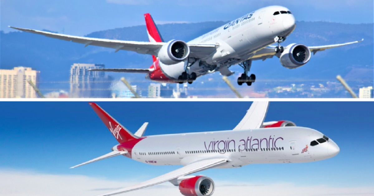 COULD THE VIRGIN GROUP BEAT QANTAS TO PROJECT SUNRISE?