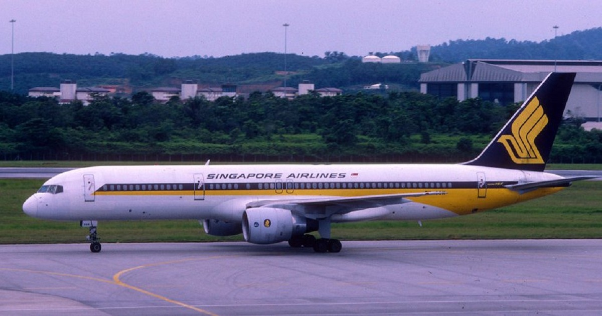 WHAT HAPPENED TO SINGAPORE AIRLINES BOEING 757'S?